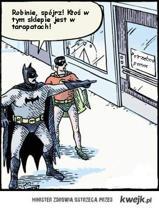 pomocny batman