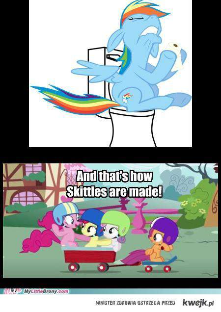 And that's how Equestria was made