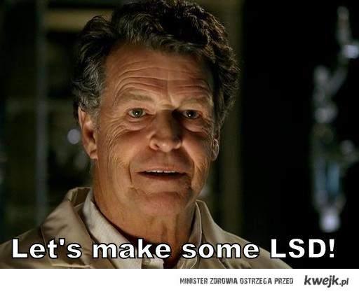 let's make some lsd!