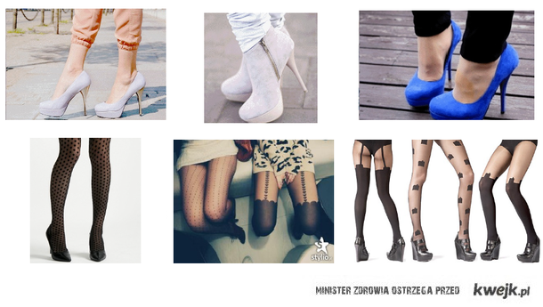 tights, shoes <3