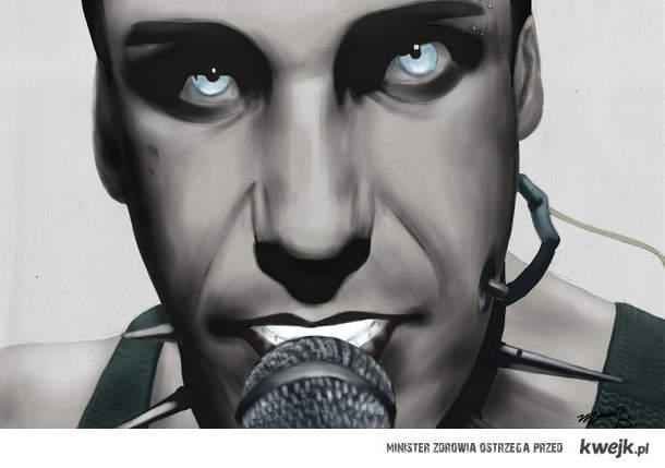 Till Lindemann, Rammstein - Ich Tu Dir Weh