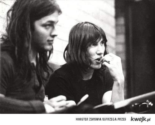 Gilmour&Waters <3
