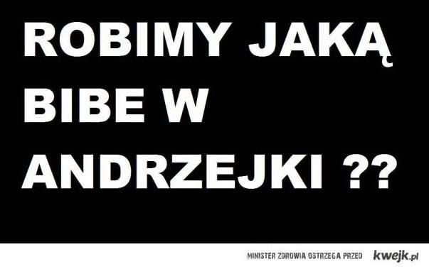 Andrzejki..