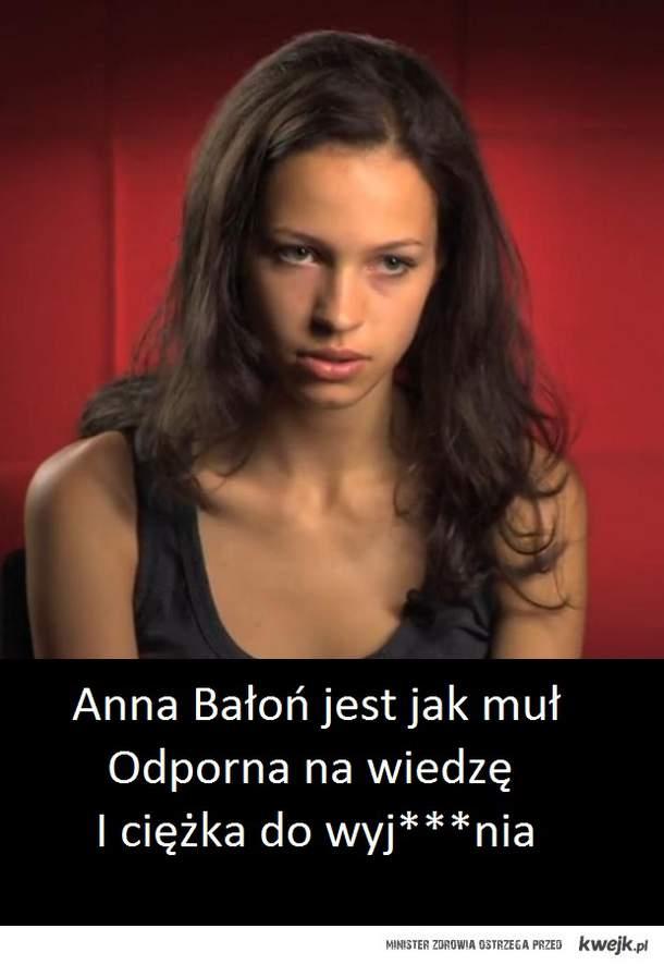 Anna Bałoń  :|