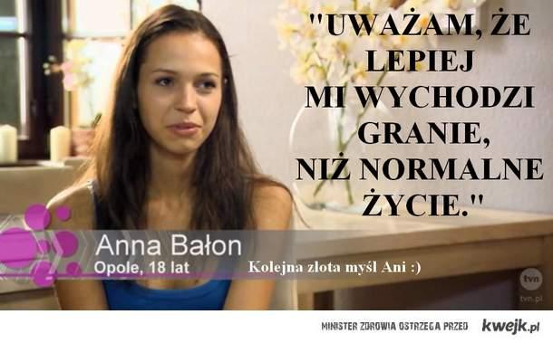 Anna z Top Model