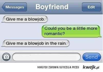 Romantyczny Chlopak