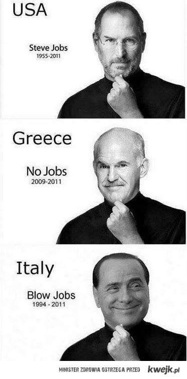 Usa , Greece , Italy