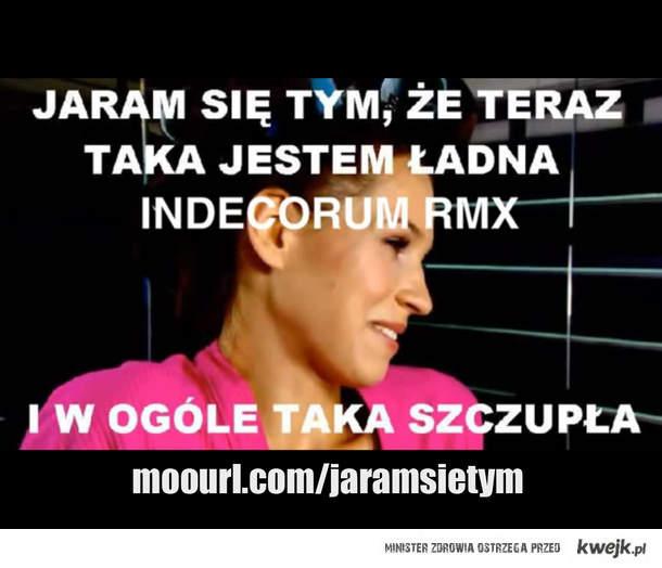 Ania Bałon - Jaram się tym Song