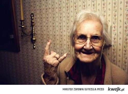 grandma \oo/