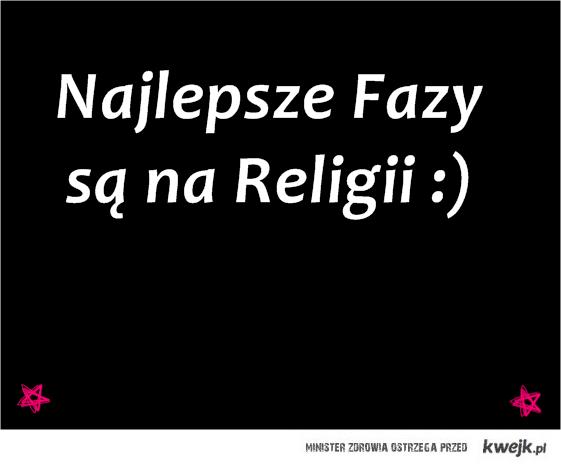Religia :)