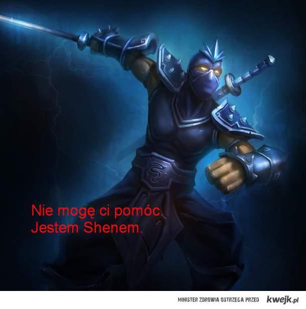Shen aka pro support