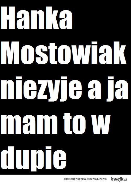Hanka Mostowiak