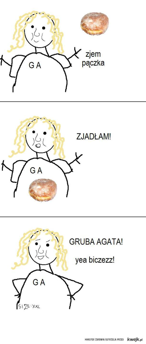 Gruba Agatka