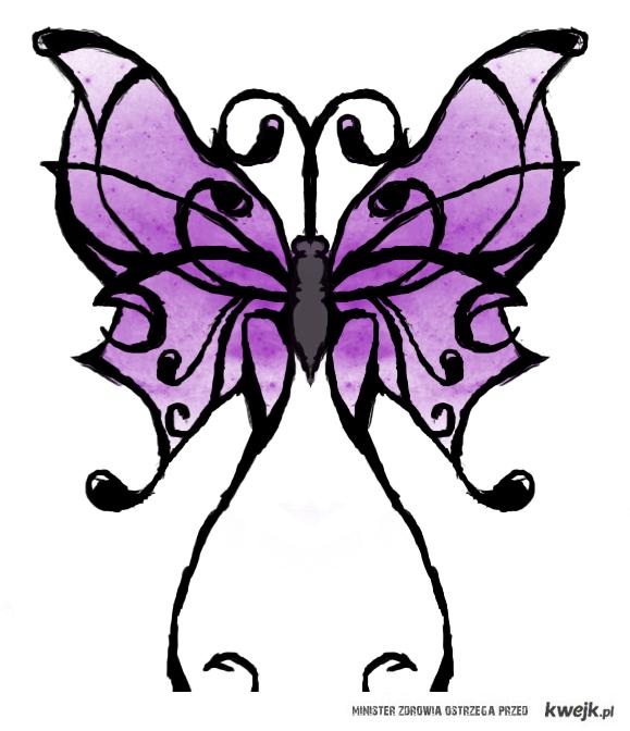 Motylek :D