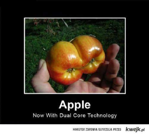 apple dual core
