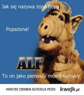 Alf i jego suchary