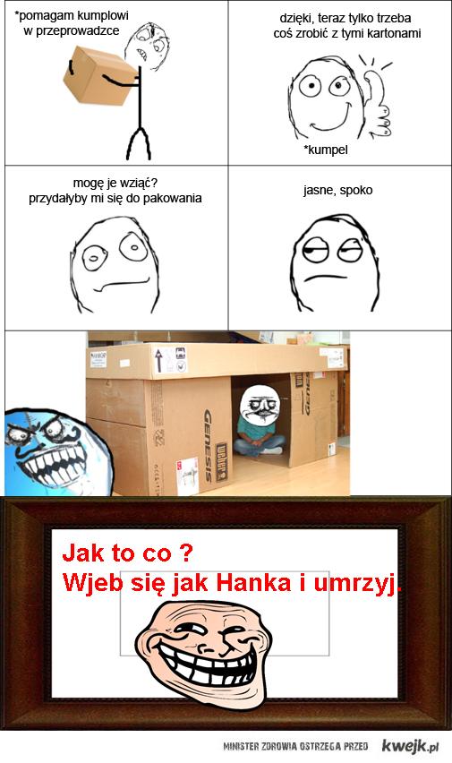 Pudła i Hanka