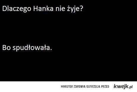 Hania.