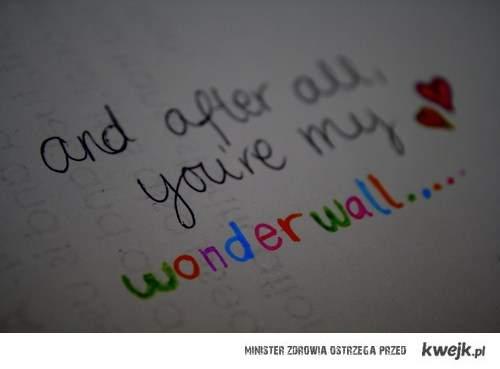 wonderwall .