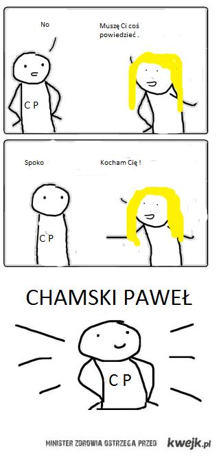 Chamski Paweł