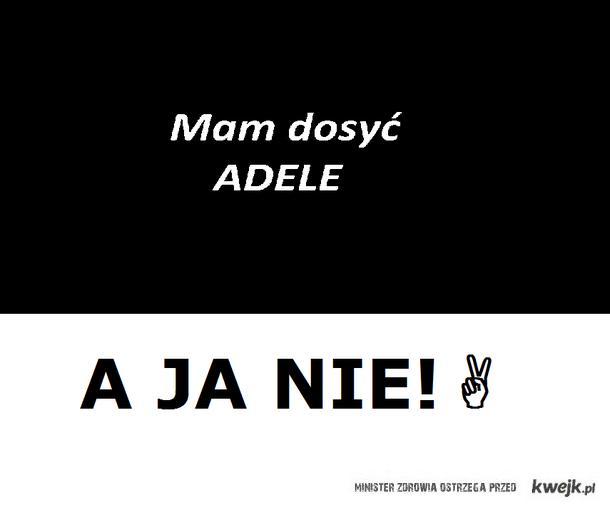 mm, Adele.