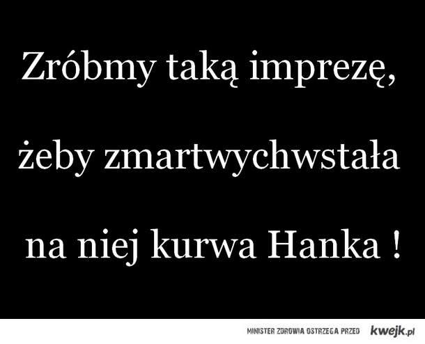 hanka dead