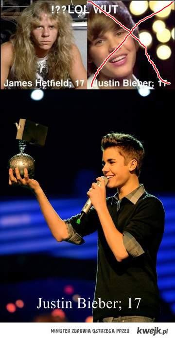 Justin 17 lat!