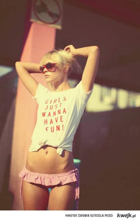 Girlz just wanna have fun