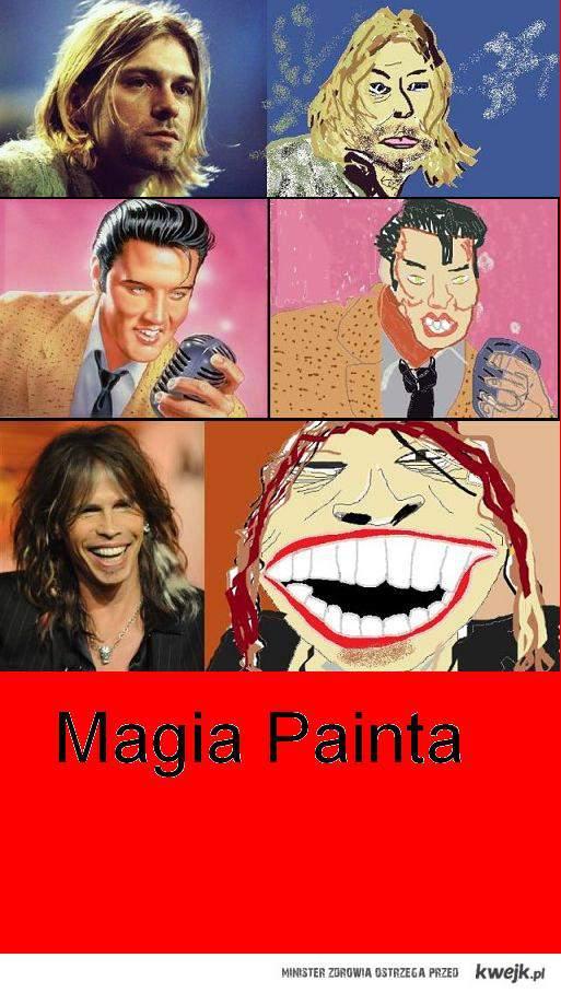 Magia Painta.