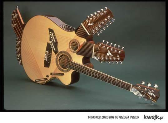 mega gitara