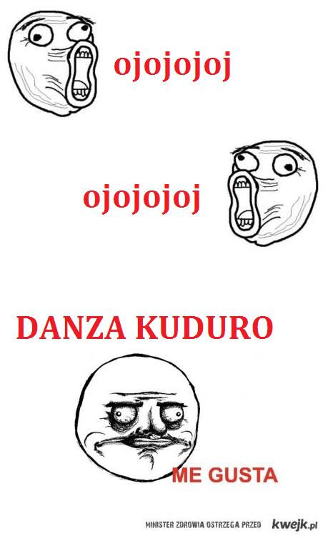 Danza KUDURO!!!