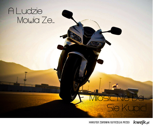 Motocykle!