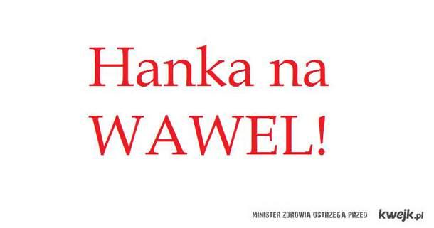 HankaNaWawel!