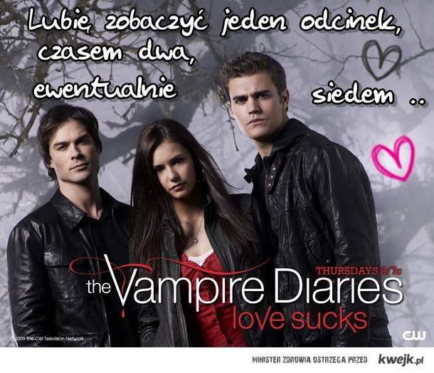 Vampire Diares ..