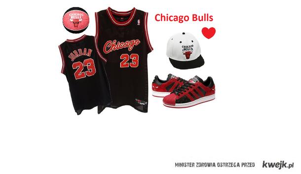 Chicago Bulls ;))