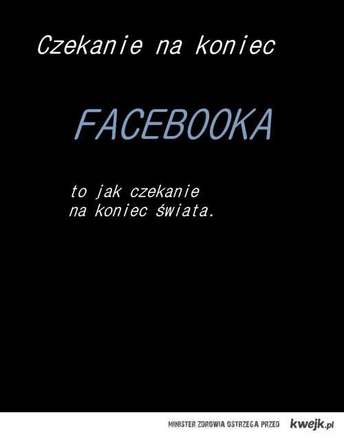 Koniec facebooka?