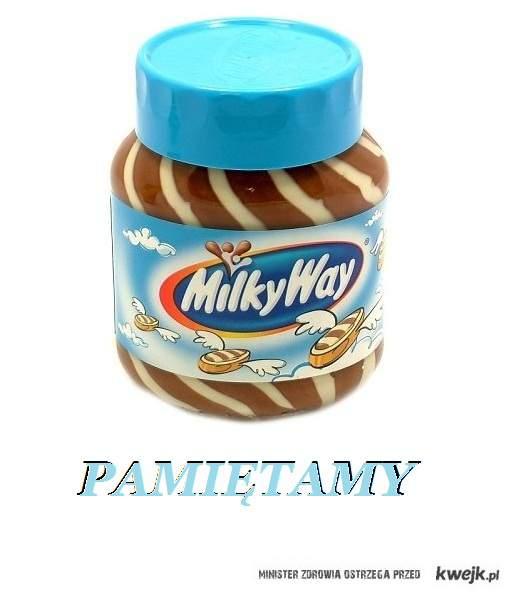 Pamiętamy <milky way>