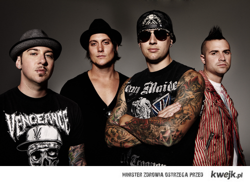 Avenged Sevenfold \m/