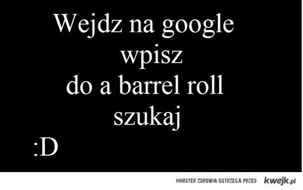 do a barell roll