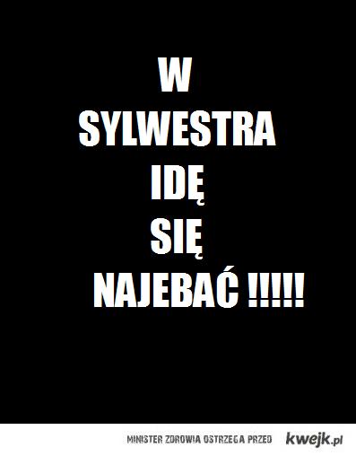 SYLWESTER ;)))