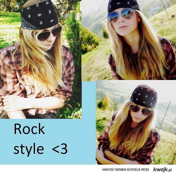 rock style <3