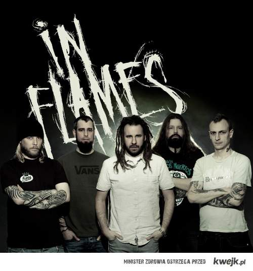 In Flames - the best band ever!