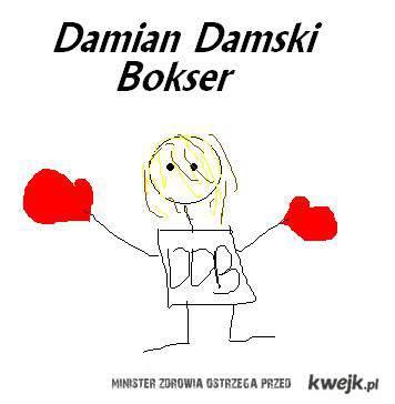Damian Damski Bokser