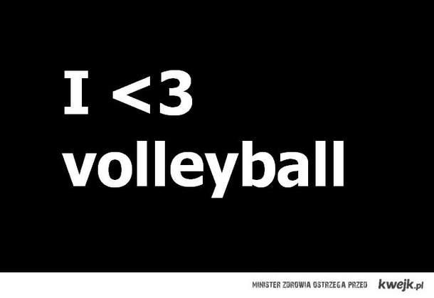 I love piłkę siatkową;)