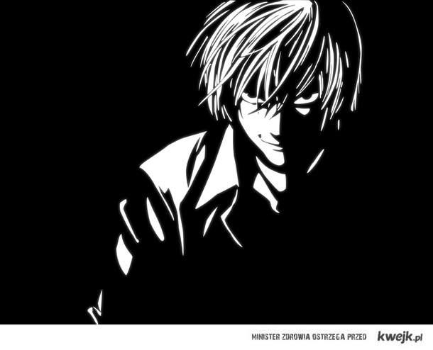 Light/Kira - Death Note
