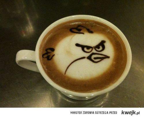 angry kawka
