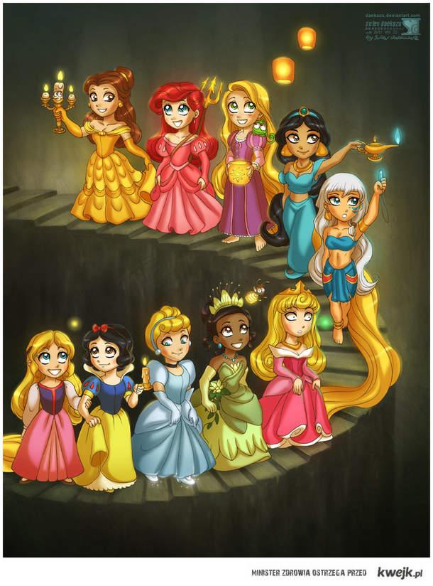 princess from disney :D