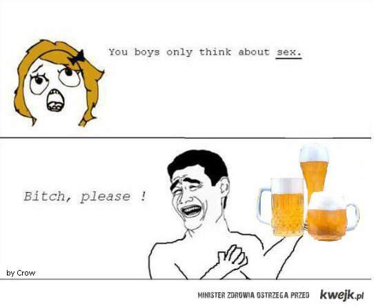 bitch please piwo