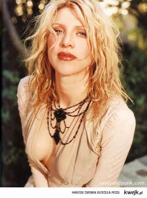 piękna Courtney Love