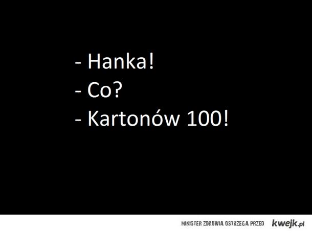 H jak Hanka!